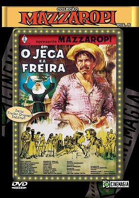 Mazzaropi – O Jeca e a Freira (Dublado)